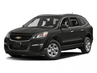 2016 Chevrolet Traverse LS (Summit White)