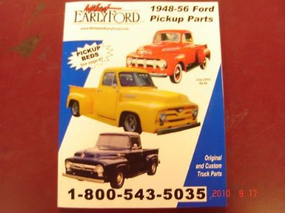 Sell 1950-1956 Ford F-1 F-100 COMPLETE BED FLOOR KIT. Stainless. Red Oak. 8 board kit motorcycle in Springfield, Ohio, United States, for US $449.00