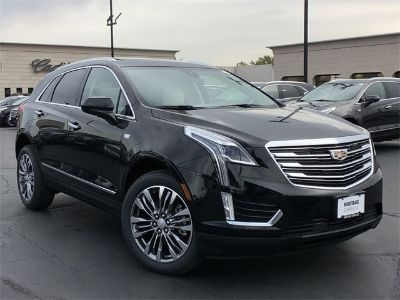 2019 Cadillac XT5 (Black Metallic)