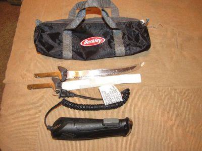 Berkley fishing knife