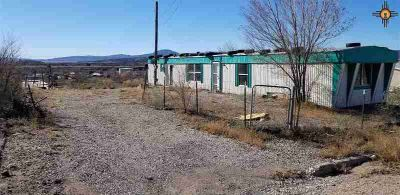 1317 Johnson Grants Two BR, Single wide manufactured home that