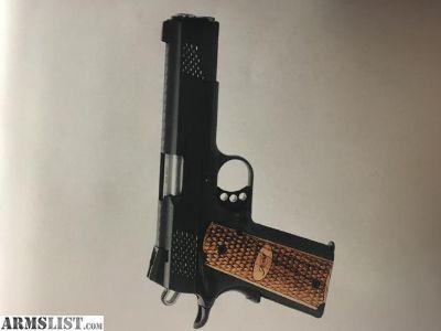 For Sale: Kimber Custom Shop Raptor II