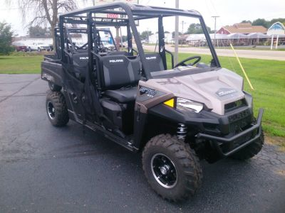 2019 Polaris Ranger Crew 570-4 EPS Side x Side Utility Vehicles Sterling, IL