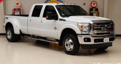 2012 Ford F-350 Super Duty FX4