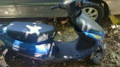 Sell 50cc Chinese Tao Tao scooter motorcycle in Panama City Beach, Florida, United States, for US $250.00