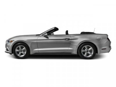 2015 Ford Mustang V6 CONVERTIBLE WITH PREMIUM WH (Ingot Silver Metallic)