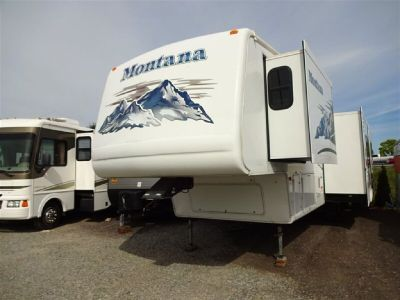 2006 Montana 3500RL Rear Lounge Fifth Wheel