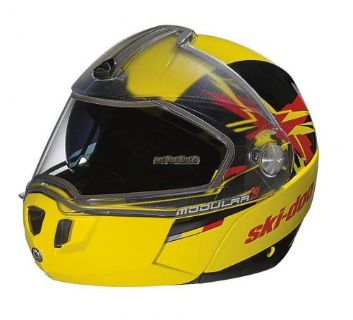 Find Modular 3 X-Team Rush Helmet - Sunburst Yellow motorcycle in Sauk Centre, Minnesota, United States, for US $234.99