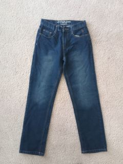 Boy's US Polo Assn Jeans Size 12 Straight Fit