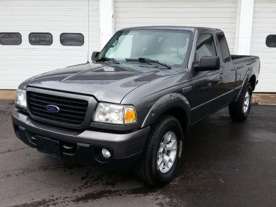 2008 Ford Ranger FX4 Off-Road (Dark Shadow Grey Metallic)