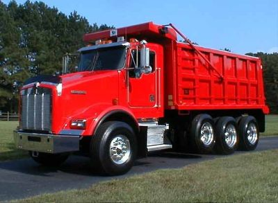 Heavy equipment & dump truck financing - (A through D credits)