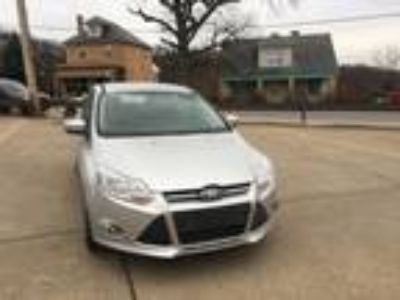 Used 2012 FORD FOCUS For Sale