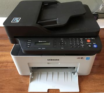 Samsung laser all-in-one printer