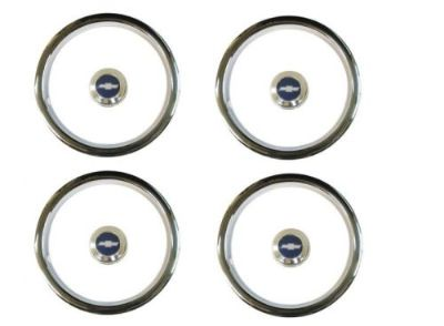 Find 70-74 CAMARO Z28 WHEEL TRIM RINGS & CENTER HUB CAPS KIT, NEW motorcycle in Richmond, Kentucky, United States, for US $199.95