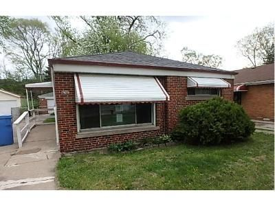 2 Bed 1 Bath Foreclosure Property in Chicago, IL 60619 - S Burnside Ave
