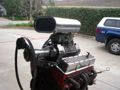 Sell RARE - VINTAGE,CHEVY SBC CAMDEN Blower Supercharger for gasser hot rod motorcycle in San Juan Capistrano, California, United States, for US $2,500.00