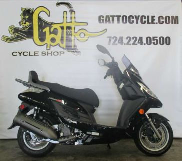 2012 Kymco Yager GT 200i Scooter Scooters Tarentum, PA