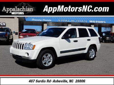 2006 Jeep Grand Cherokee Laredo (White)