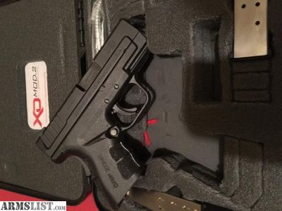 For Trade: Springfield xd 45 mod 2