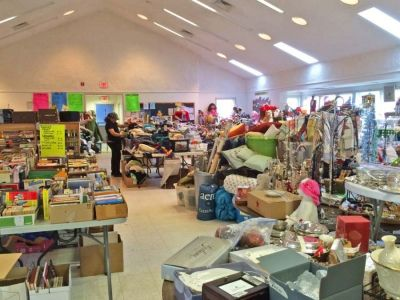 HUGE RUMMAGE SALE - BASKING RIDGE