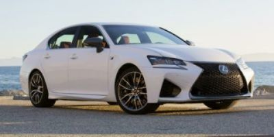 2019 Lexus GS GS (Ultra White)
