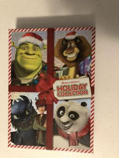 DreamWorks Holiday Collection DVD set