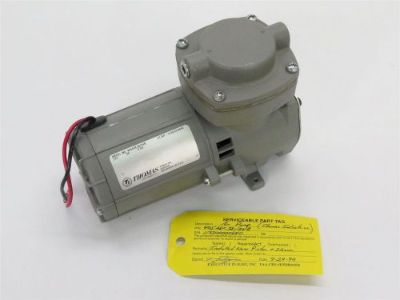 Sell SERVICEABLE THOMAS AIR PUMP P/N 405ADC38/24B - NEW PISTON/SLEEVE - AIR MEDICAL motorcycle in Ponderay, Idaho, United States, for US $325.12