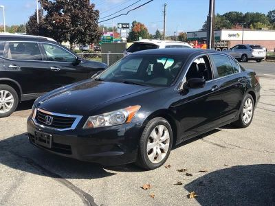 2009 Honda Accord EX-L (Black)