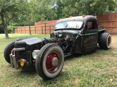 1939 Chevrolet Rat Rod Pickup