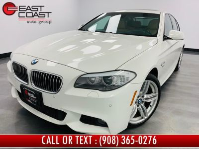 2011 BMW MDX 535i xDrive (White)