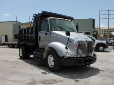 $3,890 Down / Single Axle Dump Truck / 405k Miles