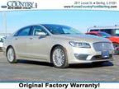2017 Lincoln MKZ Gold|White, 6K miles