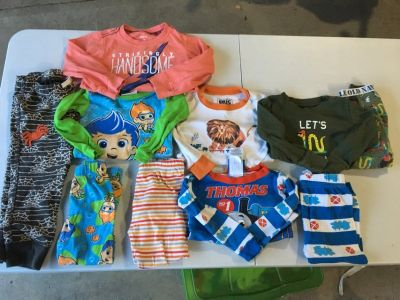 LOT-18-24 month baby boy clothes!