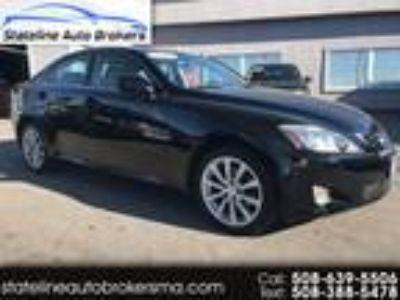 Used 2008 LEXUS IS 250 For Sale