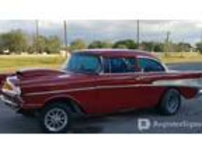 1957, Chevrolet, Bel Air150 210 2 Door