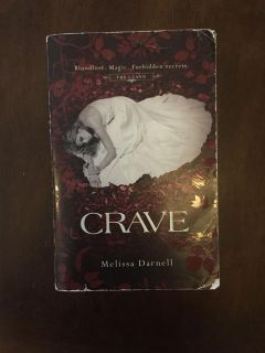 Crave- Young Adult Fiction