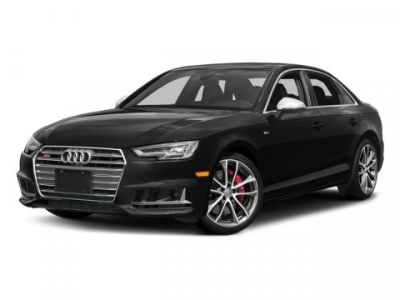 2018 Audi S4 Premium Plus (Navarra Blue Metallic)