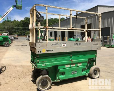 2011 JLG 2030ES Electric Scissor Lift