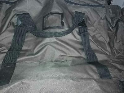 Massage bed carrying case