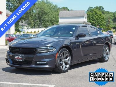 2016 Dodge Charger R/T (Maximum Steel Metallic Clearcoat)