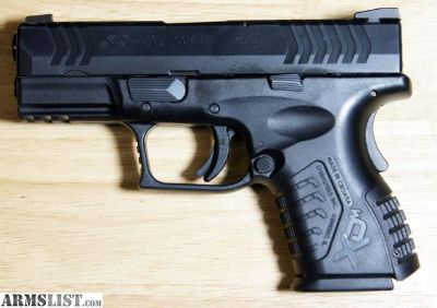 For Sale: SPRINGFIELD XDM 40 COMPACT