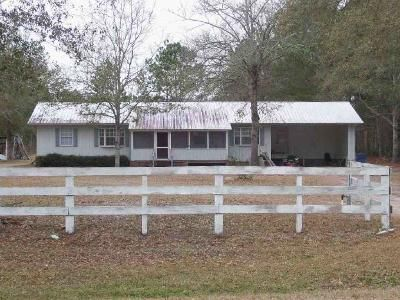 3 Bed 2 Bath Foreclosure Property in Waycross, GA 31503 - Swamp Rd
