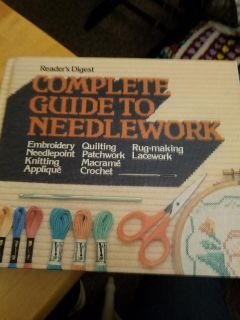 Complete Guide to Needlwork