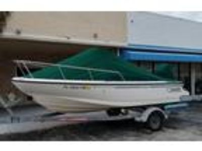 1997 Boston Whaler Outrage 17