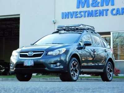 2015 Subaru XV Crosstrek 2.0i Limited Sport Utility AWD / Loaded / Warranty