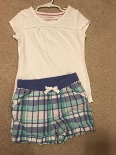 Girls Jumping Beans outfit size 7