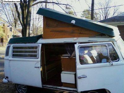 1972 Campmobile