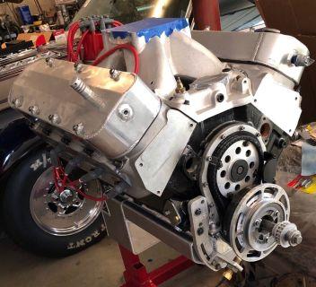 582 BBC Nesbit Race Engine