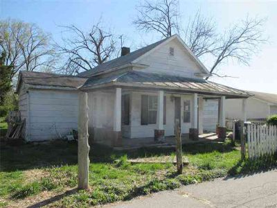 216 South 3rd Street Festus, Large city lot in .