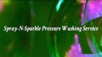Spray-N-Sparkle
